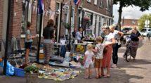 Tour de Kleedjesmarkt verspreid over Hasselt, Foto Gerrit Slurink